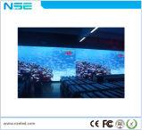 Afficheur LED de location polychrome de haute résolution de vente chaude de P3.91mm