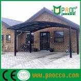 Policarbonato Carports Aluminuim prefabricados (215 CPT)