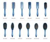 Spazzola di capelli differente di colore della vernice del metallo