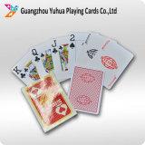 Изготовленный на заказ покер играя карточек полного цвета пластичный