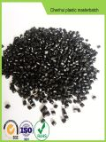 Hoher Ruß für LDPE/HDPE/LLDPE schwarzes Masterbatch mit Recyled Material