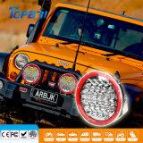 9inch 225W Punkt-Licht des LKW-LED mit kombinierter Träger-Schablone