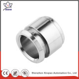 CNCの回転アルミニウム金属の機械化のミシンの部品
