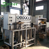 L'huile de chanvre d'huile de la CDB supercritique briser l'extraction de CO2 d'huile de la machine