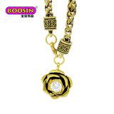 Factory Wholesale High quality Fashion Gemstone Necklace
