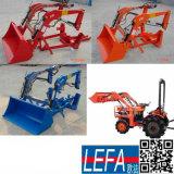 Verwendete Rad-Ladevorrichtungs-MiniVorderseite-Ladevorrichtung für Verkauf