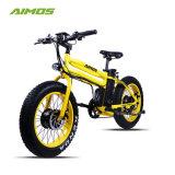 مزدوجة محرّك [500و] كهربائيّة درّاجة دهن إطار العجلة