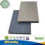 WPC Co-Extrusion композитный декорированных древесины для установки вне помещений