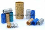 Albas, esclerosis lateral amiotrófica, Albm, Alm, Albt, Alt jaula de bolas de acero inoxidable aluminio /el casquillo de retención