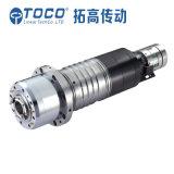 Broche mécanique BT40 BT60 pour la tour de machines CNC