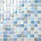 Tuile de mosaïque colorée de verre cristal du modèle 2017 neuf