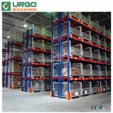 Almacenamiento de multinivel para paletización almacén grande