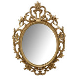 Migliore specchio di plastica di vendita di pollice della decorazione