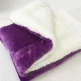 猫ペットアクセサリのための柔らかく容易な洗浄毛布