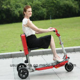 Три колеса электрический скутер Trikke складной велосипед с электроприводом для скутера мобильности