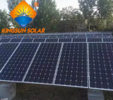 Hoher monokristalliner Silikon-Sonnenkollektor der Leistungsfähigkeits-145W für Sonnensystem