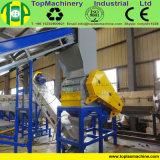 Produzent, der die waschende trocknende Plastiktasche aufbereitet Maschine zerquetscht