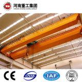 CE/сертификат SGS FEM/ISO 50T/10t-450/80t дважды подкрановая балка накладных движении/мост/СРВ кран
