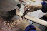 Верхне продающ 3 части соедините полностью твердую классическую гитару