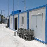 En Paquete plano Vacaciones Casa contenedor de almacén para casas prefabricadas prefabricados / Casa para alojamiento