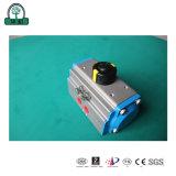 Для установки в стойку и поршень пневматический привод с двойной Acting-Aluminum