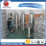 Tratamento da água cosmético da osmose reversa, planta pequena do tratamento da água