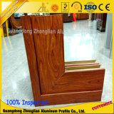 Fabricante 6063t5 Windows de aluminio de China para modificado para requisitos particulares