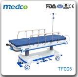 Ambulance médicale Trolley, l'Hôpital X-ray luxueux civière chariot hydraulique
