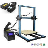 stampante 3D con il rifornimento originale DIY FDM 3D di alta precisione della fabbrica capa della stampante del laser