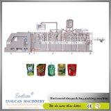 Automatische Horizontale Tribune op de Machine van de Verpakking van de Noten van Granulars van de Zak van de Ritssluiting