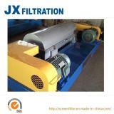 Gute entwässernleistungs-horizontale feste Filterglocke-Rolle-Einleitung-Dekantiergefäß-Zentrifuge