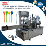 Macchina di rifornimento liquida di Monoblock dell'acqua automatica della bolla (YTSP500)