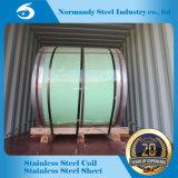 Bobine d'acier inoxydable de miroir d'ASTM 409 Ba/8K pour la construction et la décoration