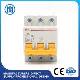 Corta-circuito miniatura eléctrico de C20 1p 2p 3p MCB