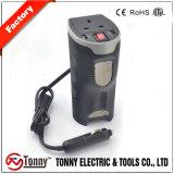 Marcação, certificadas RoHS 200W 12V para 220V DC para automóvel inversor com carregador de CA