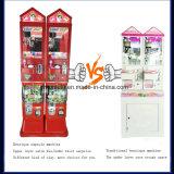 Двойня выступе аркадной игры Малайзия капсула игрушка автомат