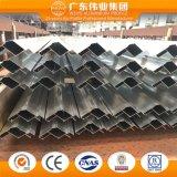 Perfil de alumínio personalizado fornecedor de Foshan para industrial/construção