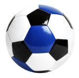 カスタムロゴの革小型柔らかいサッカーボールのサイズ1 2 3の子供のための小さいPVC泡の昇進のフットボール