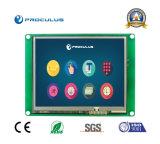 module du TFT LCD 3.5 '' 320*240 avec l'écran tactile résistif d'intense luminosité de 1000 lentes