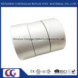 Bande r3fléchissante auto-adhésive de recouvrement r3fléchissante blanche de qualité (C1300-OW)