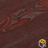 Бумага зерна вербы деревянным декоративным пропитанная меламином для мебели от китайского изготовления