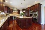 Nova chegada moderno armário de cozinha de alto brilho / Mobiliário de cozinha