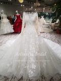 Уже давно Aoliweiya стакан шампанского/слоновой костью кружево свадебные платья