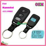 Автоматический ключ автомобиля для Hyundai с кнопками 433.9MHz 3