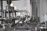 Jugo automático con máquina de embalaje de etiquetado de limitación de llenado de botellas
