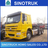 중국어는 Sinotruk 트랙터 6X4 371HP 21-40tons를 나른다