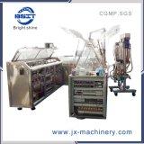 Velocidade Média Totalmente Automática Supositório Via linha de produção da Máquina para Zs-U