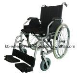 """La roue de rai, saupoudrent enduit, le fauteuil roulant Kbw956-16 de frein de pivot """""""