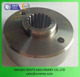 OEM Coper/CNC латуни части Lathe поворачивать/филировать/сверлить подвергая механической обработке