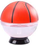 Refrogerador de ar Desktop da água do USB da forma do basquetebol mini